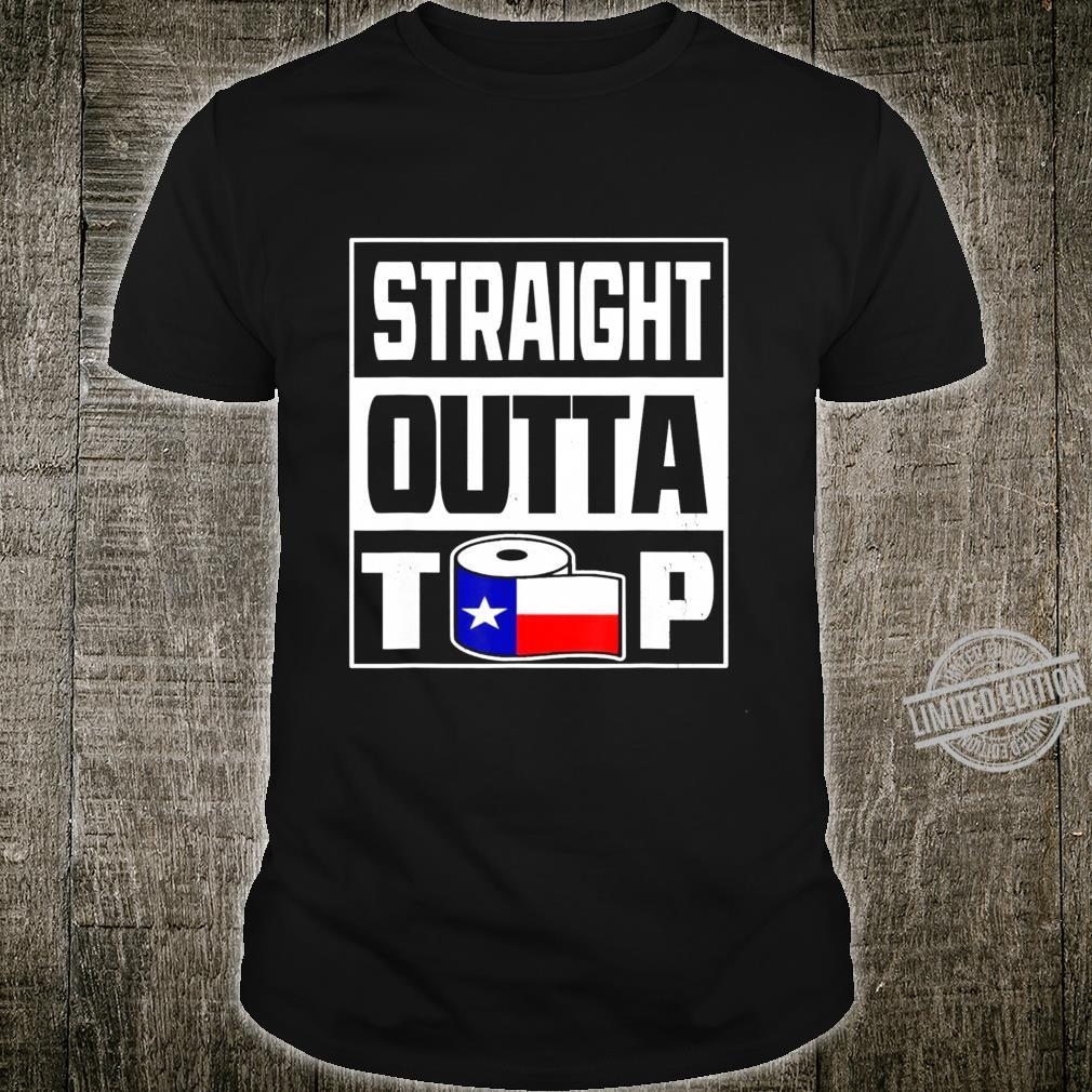 Straight Outta Toilet Paper, Toilet Paper Crisis Of 2020 Shirt