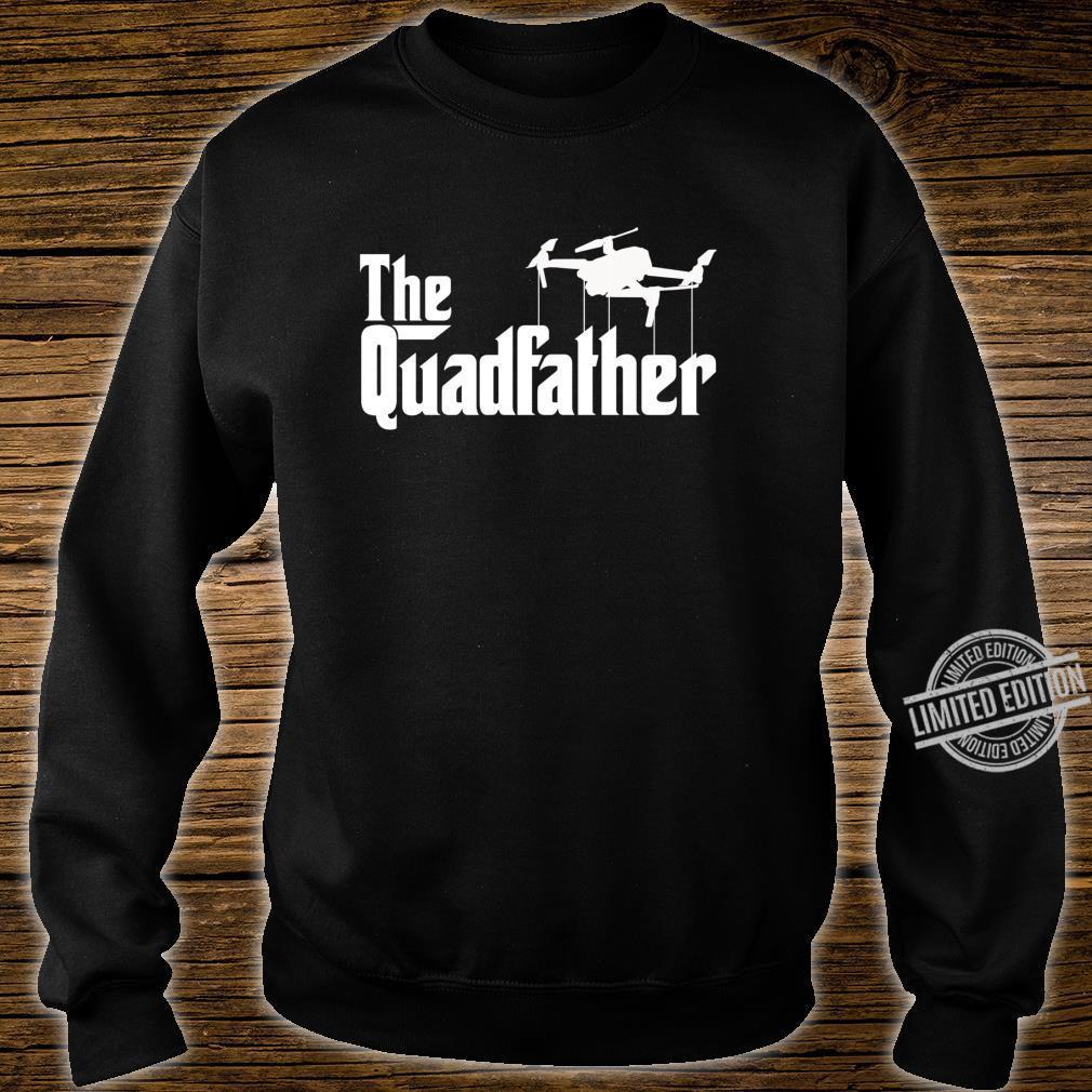 The Quadfather Drone Pilot Shirt sweater